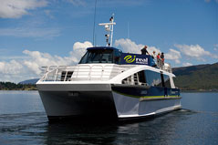 Real Journeys Glow Worm Ferry