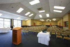 Lecture Style Conference Room